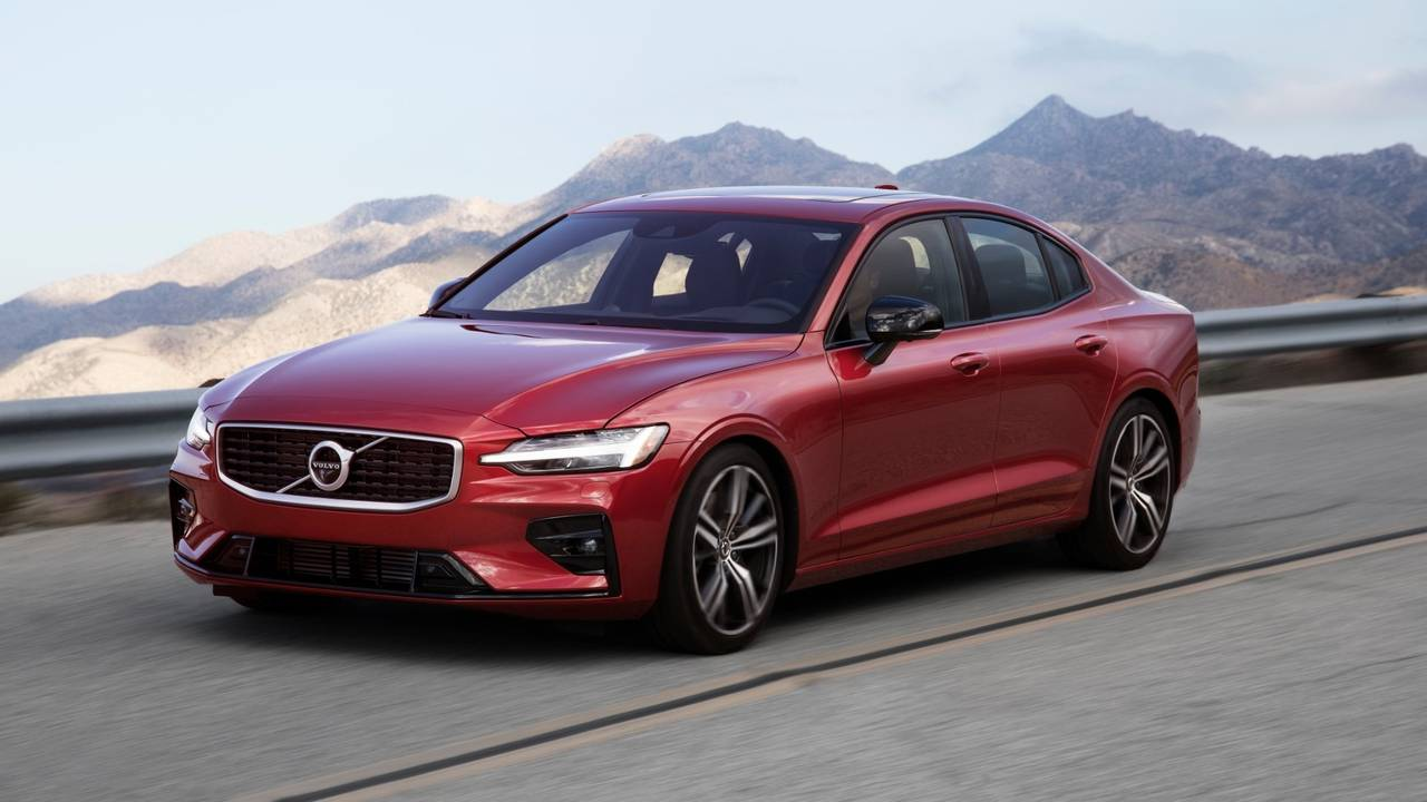 2019 Volvo S60: First Drive