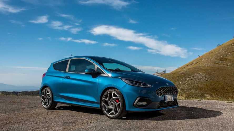 Ford Fiesta ST, la prova sulle curve del Terminillo