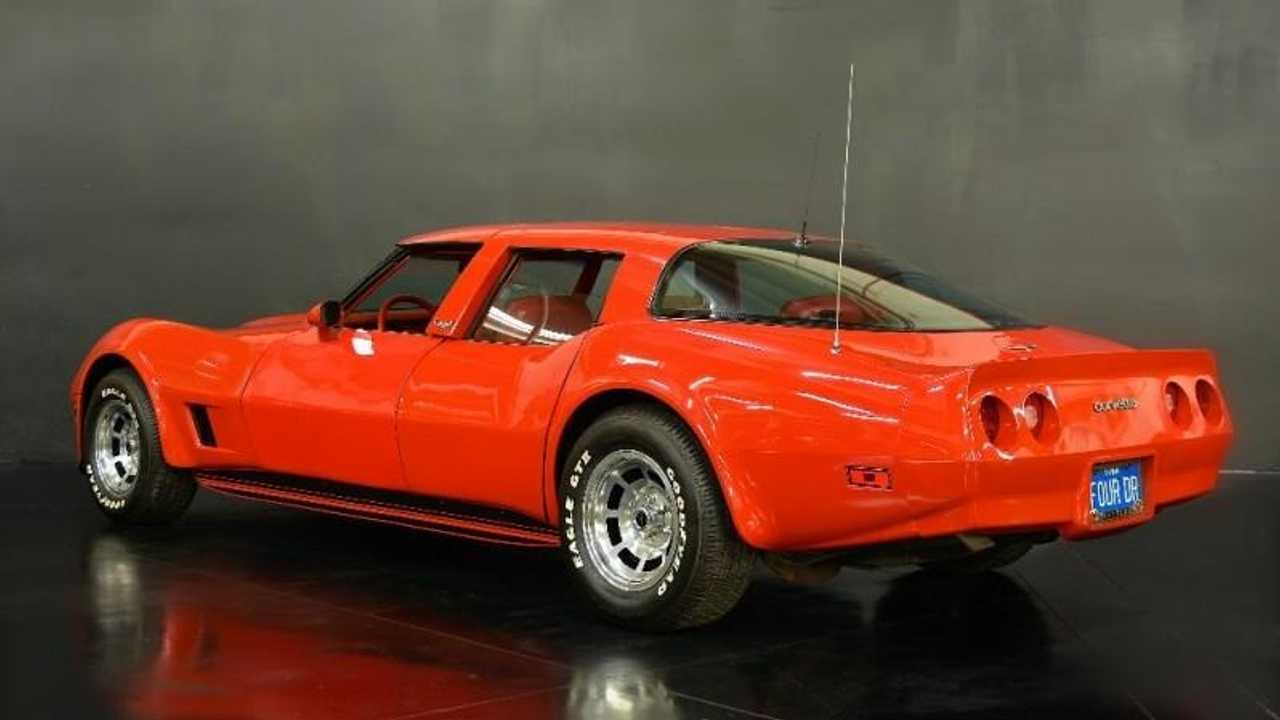 Kekurangan Chevrolet Corvette 1980 Spesifikasi