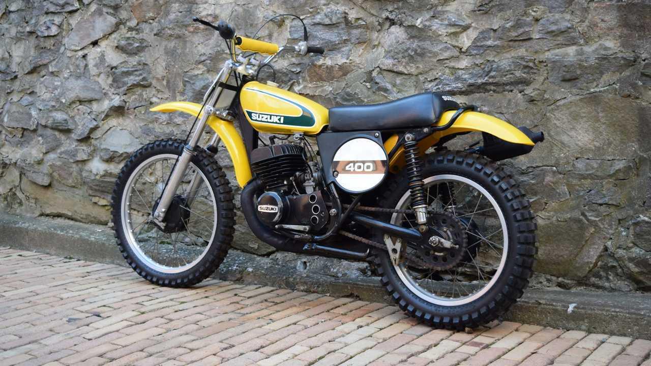 1971-74 Suzuki TM400