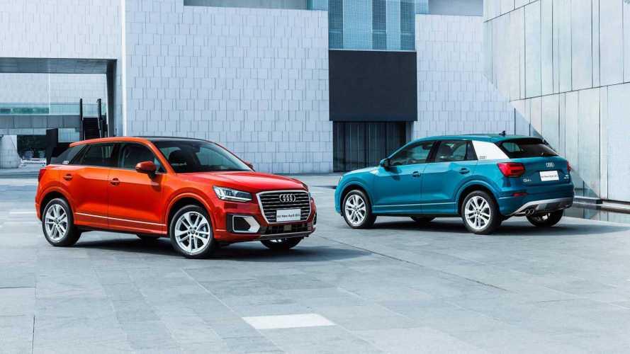 Çin'e özel Audi Q2 L tanıtıldı