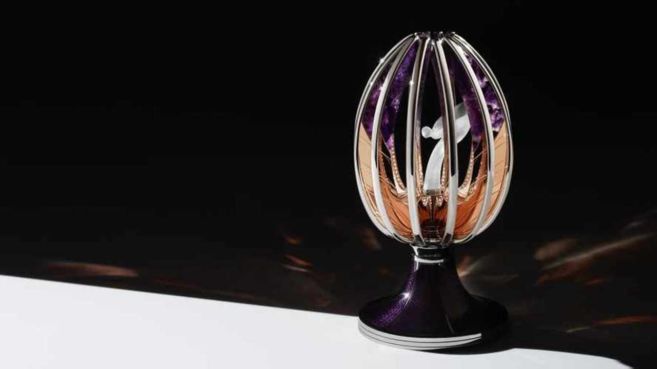 Rolls-Royce Faberge Egg