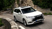 Тест Mitsubishi Outlander PHEV 2019