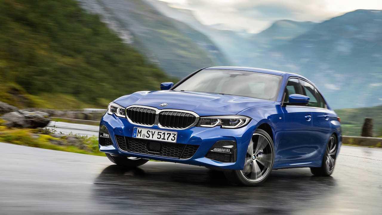 BMW 3er 2019 Modell M Sport