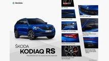2019 Skoda Kodiaq RS