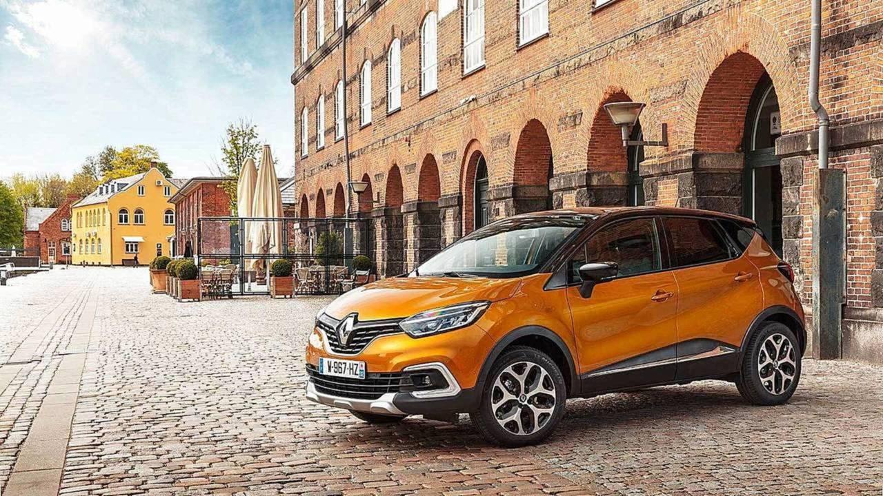 8.- Renault Captur - 2.634 unidades