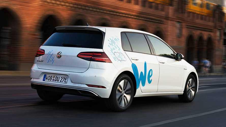 Volkswagen, il futuro è digitale (e in car sharing elettrico)
