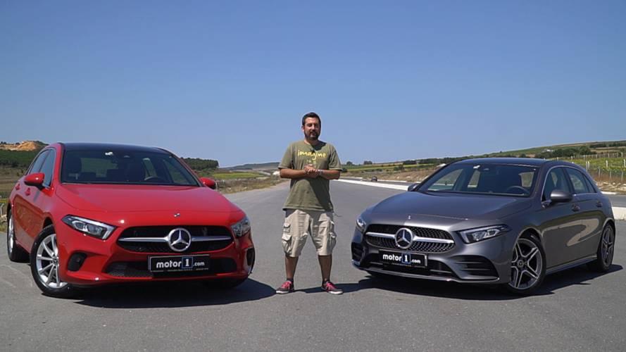 2018 Mercedes-Benz A180d vs A200 | Neden Almalı?