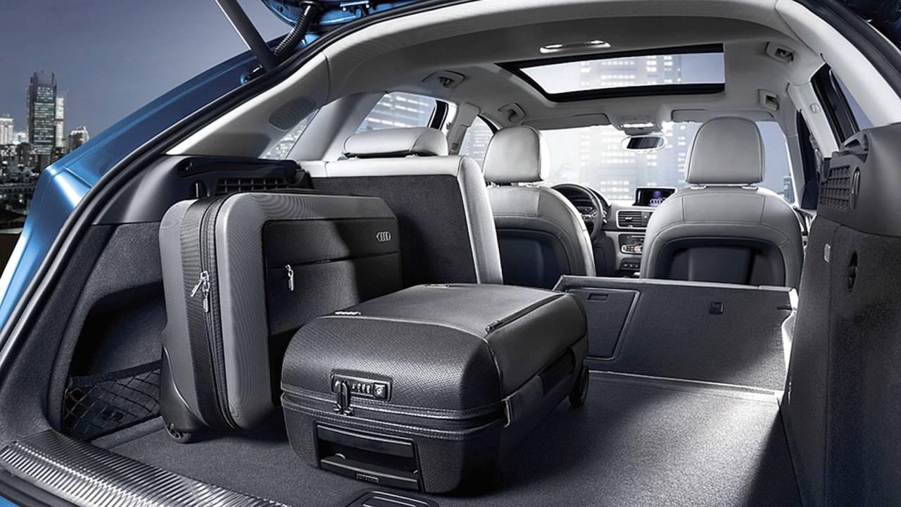 Alter Audi Q3