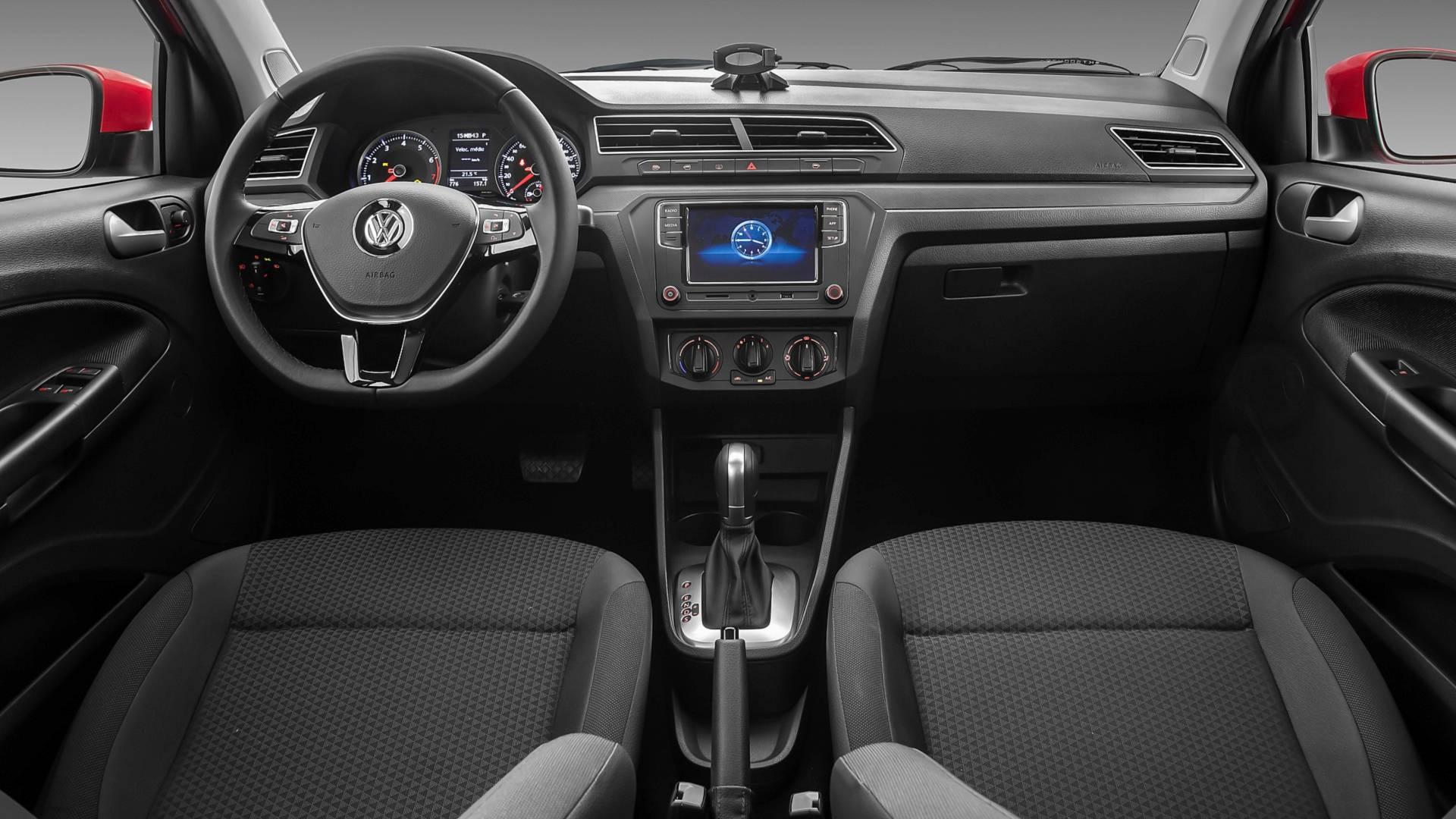Mais vendidos na 1ª quinzena: VW Gol em 2º e Chevrolet Spin no top 10 Volkswagen-gol-16-msi-at6-2019