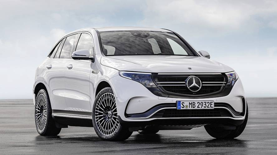 Mercedes-Benz EQC 2019: el primer SUV eléctrico de Mercedes