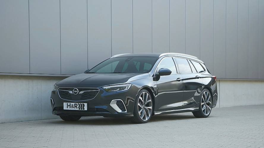 H&R Opel Insignia Sports Tourer GSi