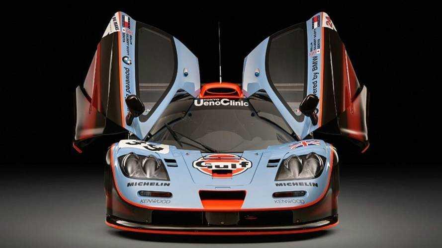 McLaren F1 GTR, de 1997, restaurado con la nueva certificación oficial