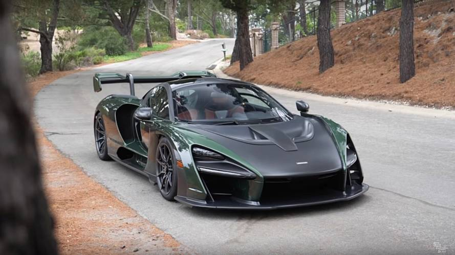 McLaren Senna Owner Gives You A Tour Of His Prized Possession