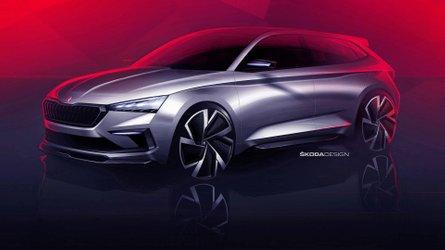 Skoda Vision RS zeigt künftiges Tschechen-Hot-Hatch