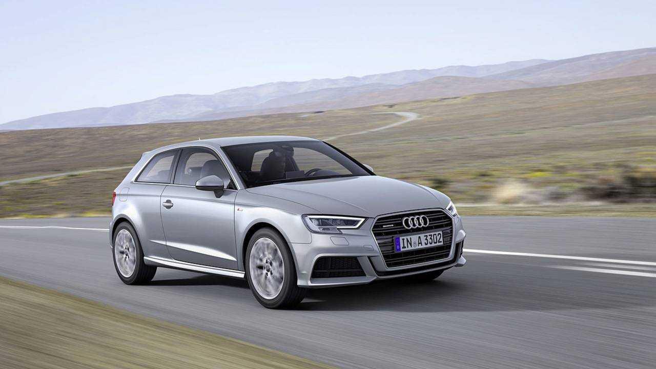 Audi A3 3p