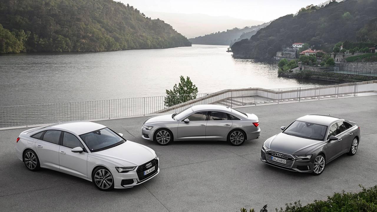 Audi A6 and A7 40 TDI
