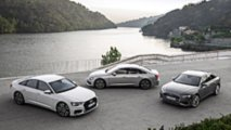 Audi A6 and A7 get new 40 TDI engine