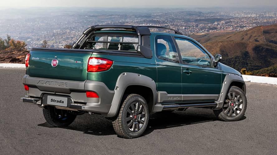 Fiat Strada 2019 ganha pacote Cross Road com acessórios da Mopar
