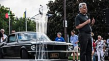 10 Millionth Ford Mustang Celebration