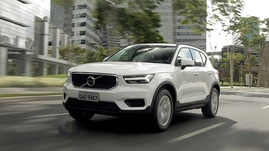 Ranking dos SUVs de luxo mais vendidos: Volvo XC40 supera X1 e GLA