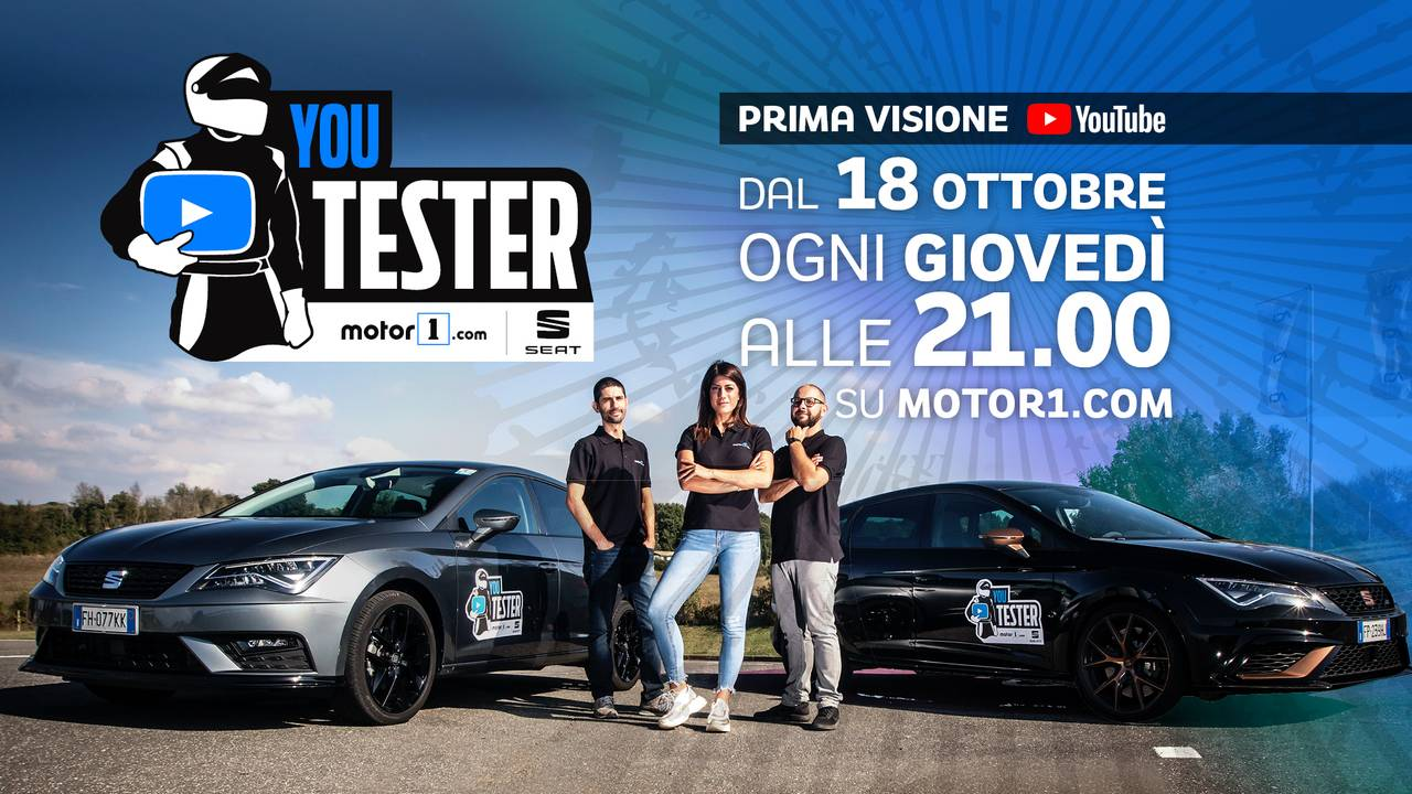 YouTester Save the date 18 ottobre