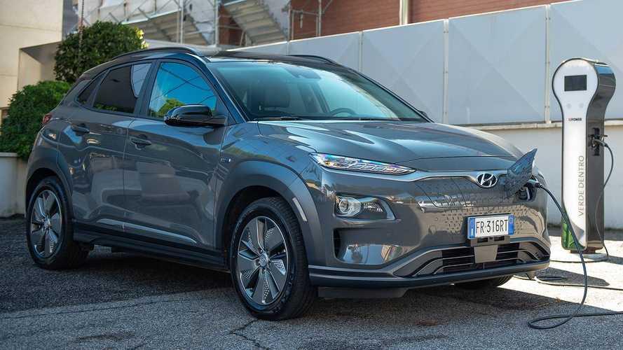 Hyundai KONA Eléctrico 2018, prueba de consumo real