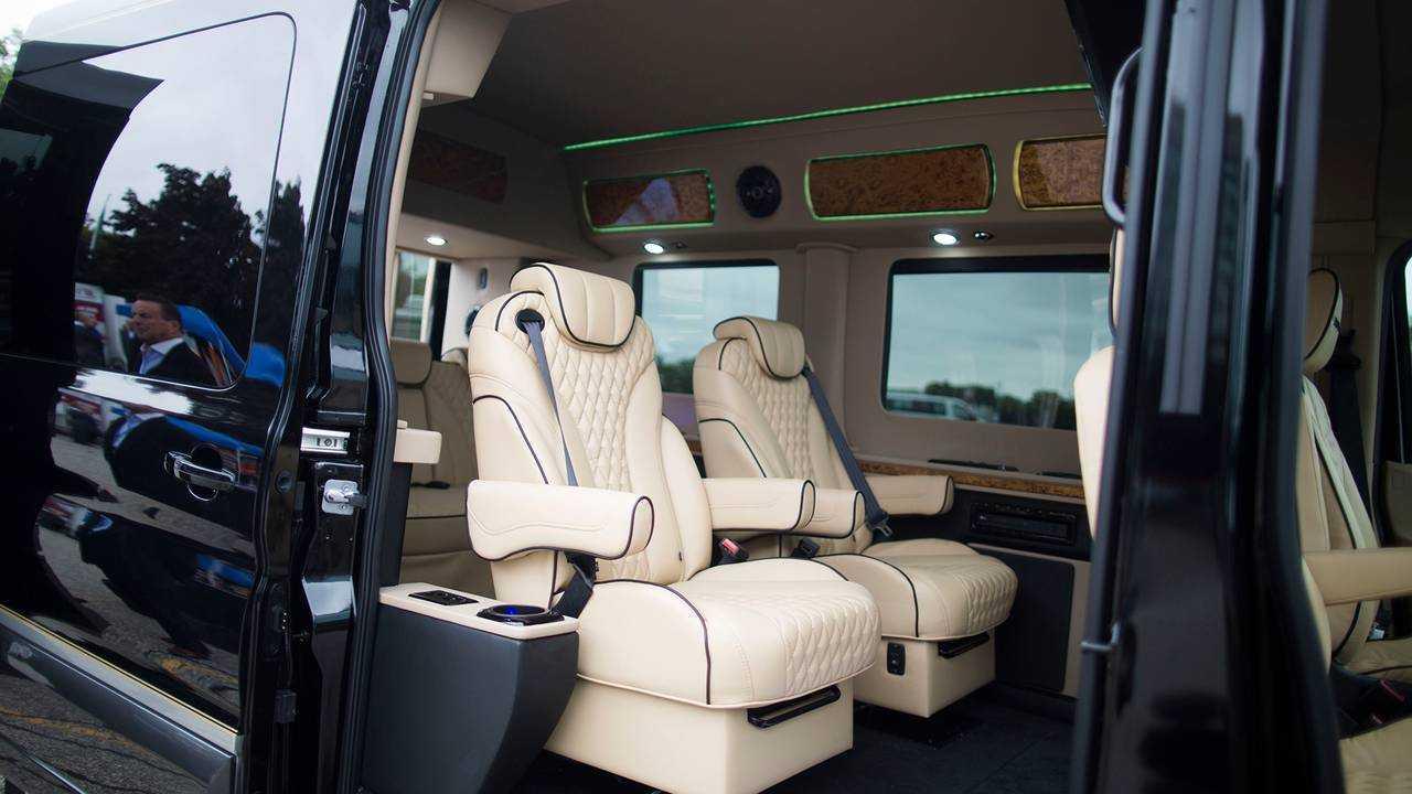 14 Ford Transit Cargo Van Up-Fitting Ideas