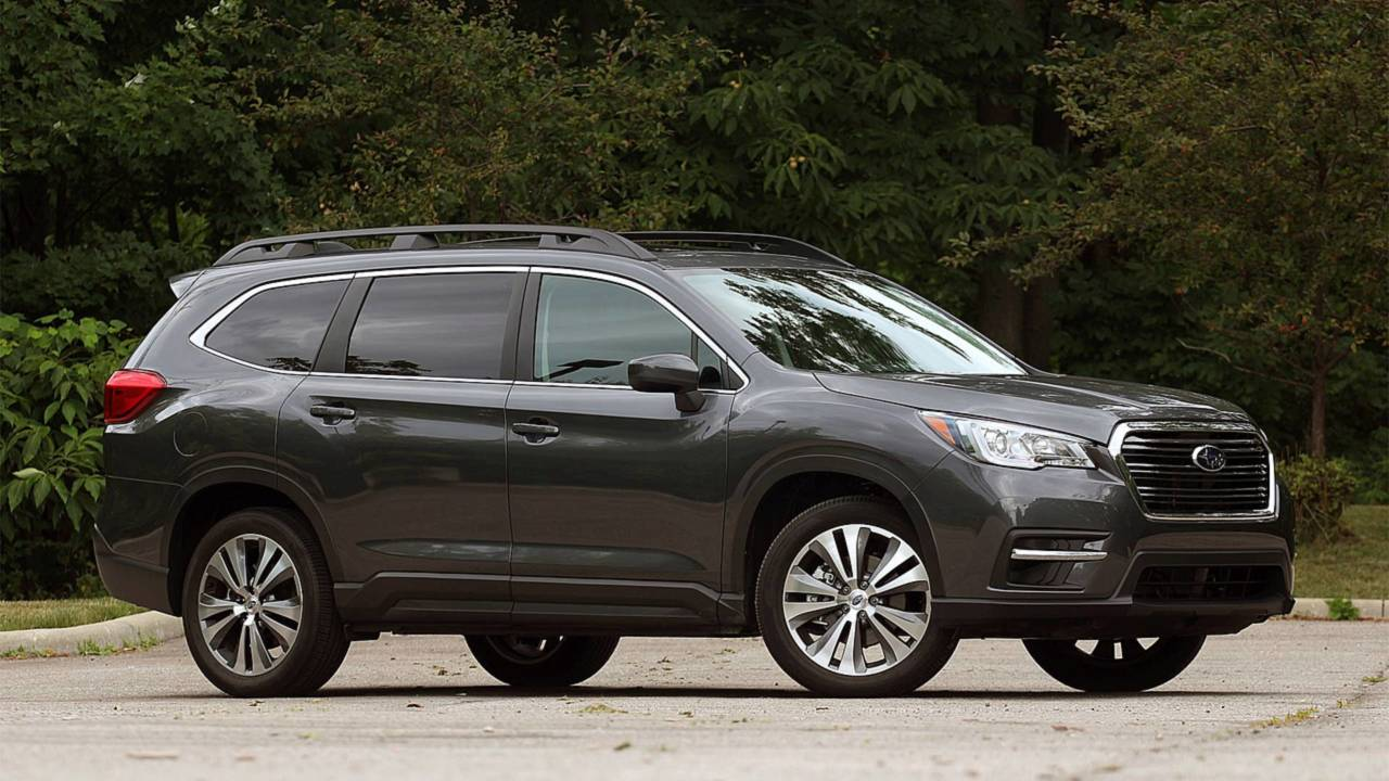 6. 2019 Subaru Ascent