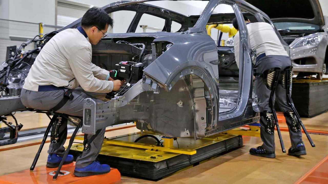 Hyundai Kia Robots