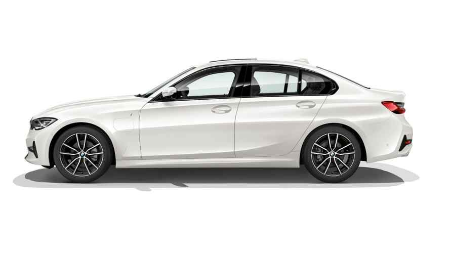 Nouvelle BMW 330e iPerformance
