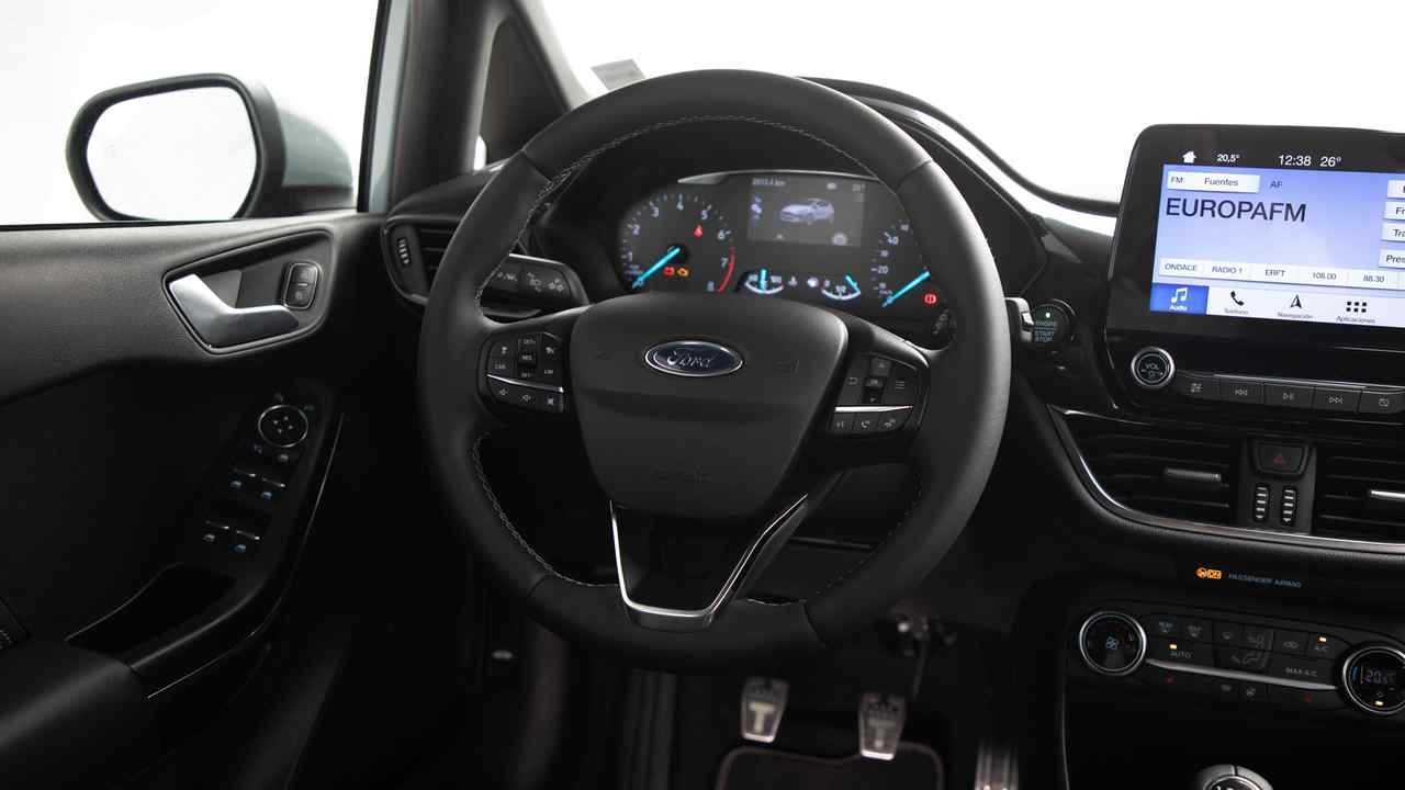 Prueba Ford Fiesta Active+ EcoBoost 2018