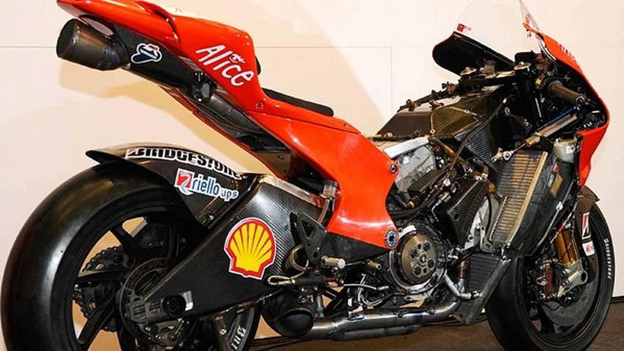 Ducati GP11: Rossi's new ride