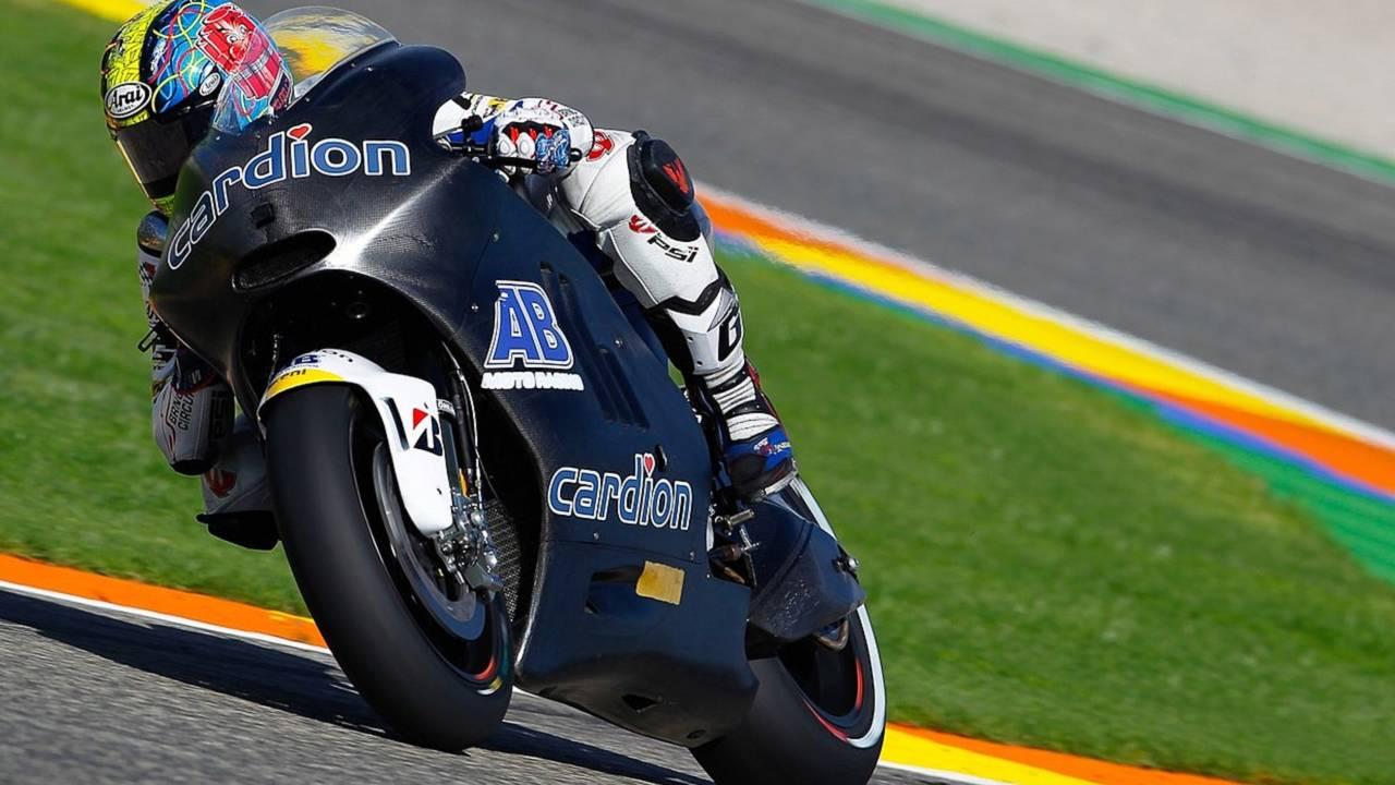 Ducati Desmosedici GP12: 250bhp, 224mph, aluminum frame