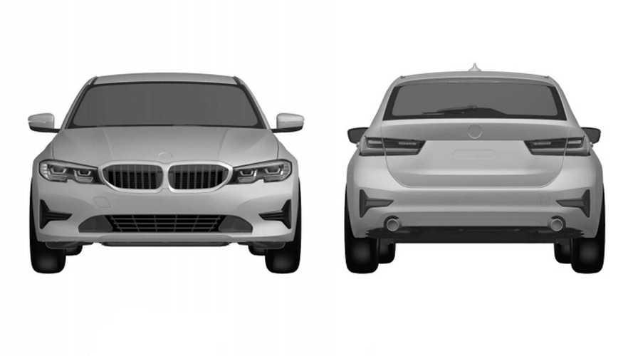 BMW Serie 3 Touring 2019: primeras imágenes filtradas