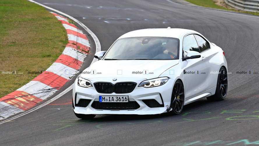 BMW M2 CS / CSL Nürburgring'de yakalandı