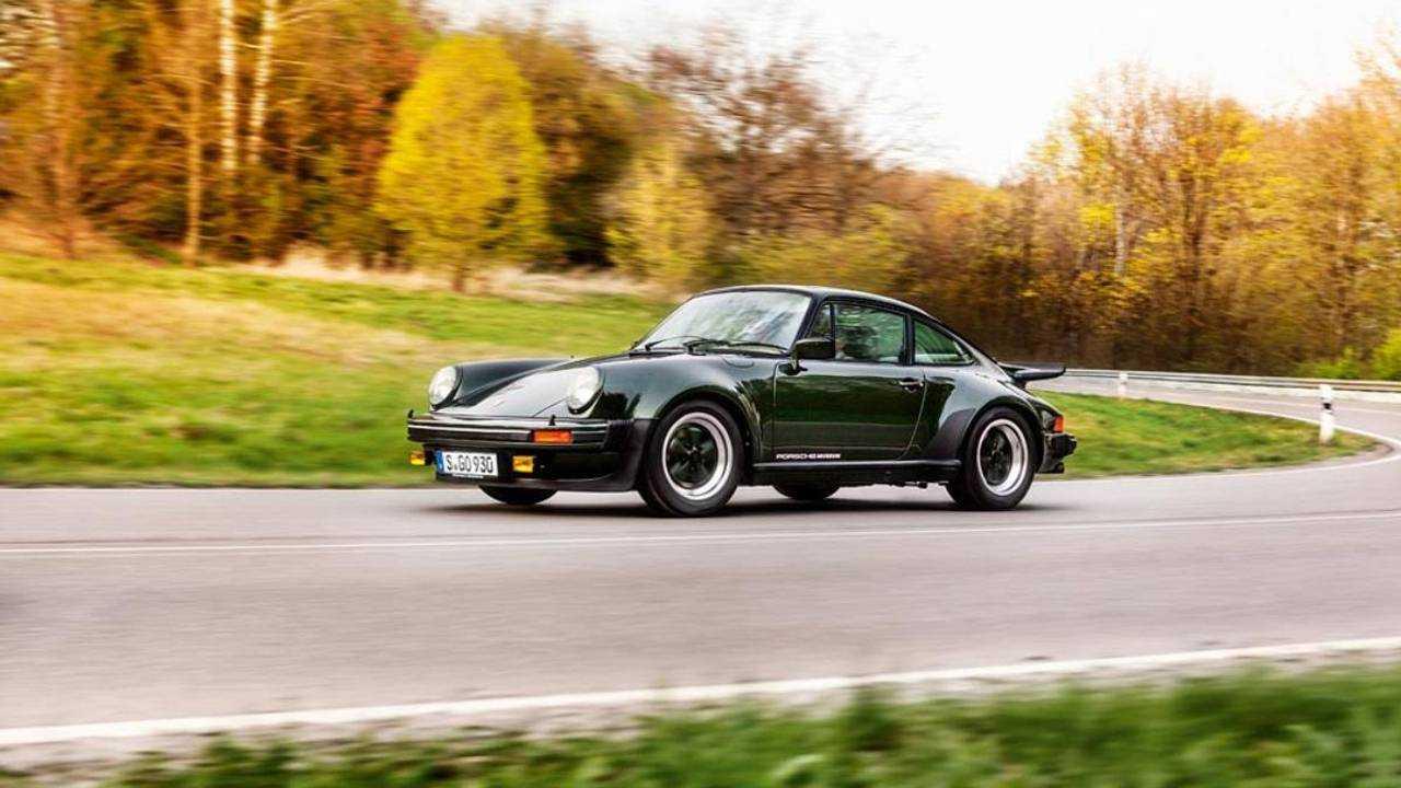 Lanzante installe un moteur de F1 dans une Porsche