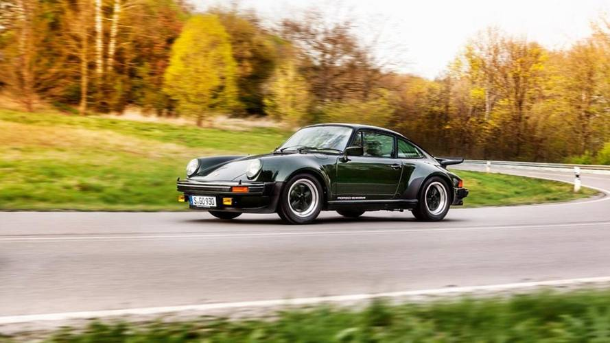 Un moteur de F1 dans une Porsche 911 ? Merci Lanzante !
