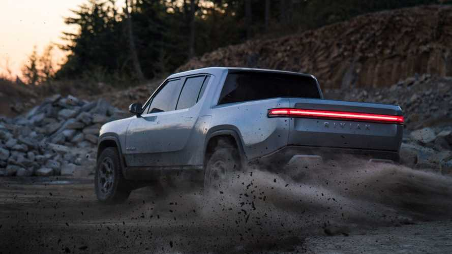 How Does The Rivian R1T Electric Truck Compare To The Ford F150?