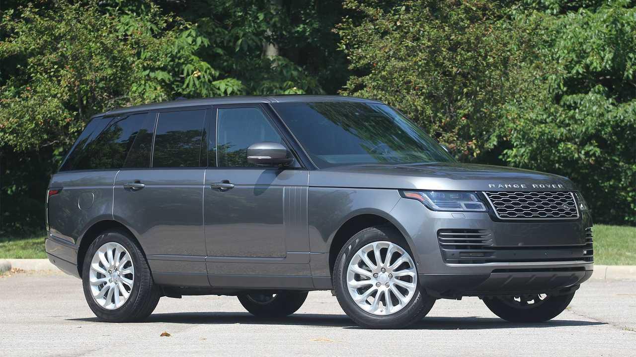 10. 2019 Land Rover Range Rover HSE