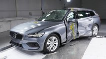 Volvo S60 and V60 Euro NCAP crash test