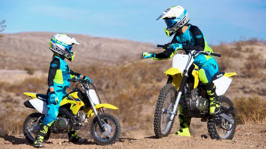 Expert Mom Recommends Taking Kids Dirt Bike Riding
