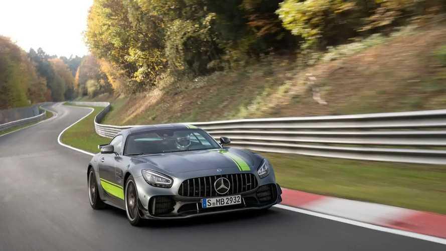 Mercedes-AMG GT R PRO ile Nürburgring turuna çıkın