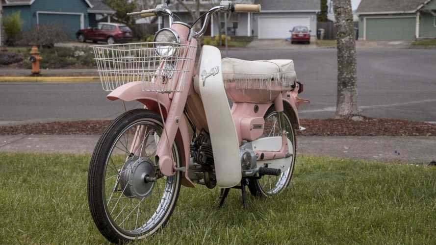 Remember When Yamaha Made A Bike For Women?