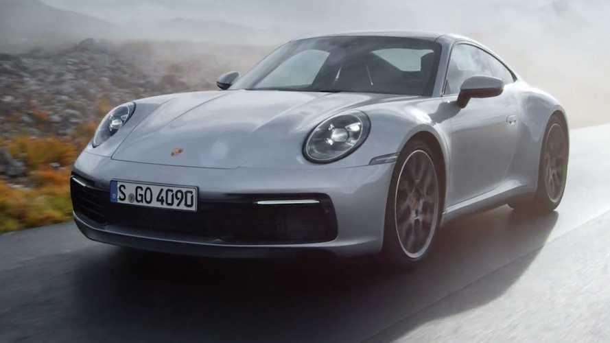 Get to know the 2020 Porsche 911 through official videos