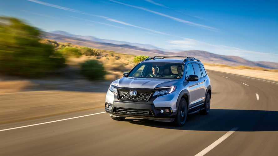 Honda'nın yeni SUV'si Passport, Los Angeles'ta tanıtıldı