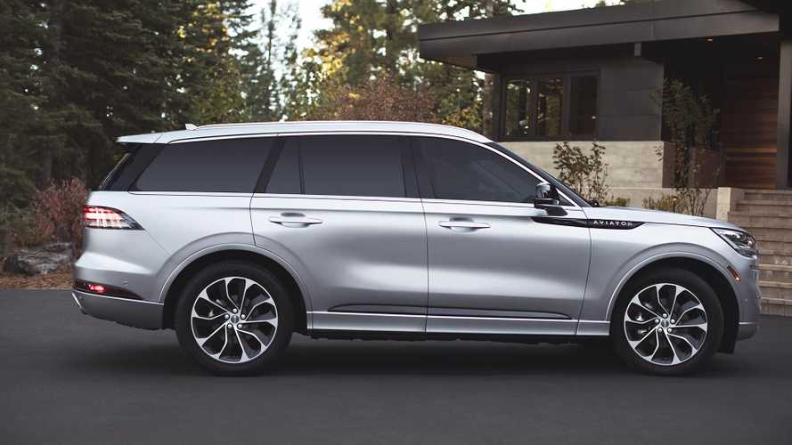 The Most Expensive Lincoln Aviator SUV Costs $91,145