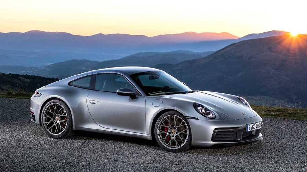 Porsche 911 2019 (992)