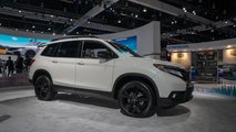 2019 Honda Passport at the Los Angeles Auto Show