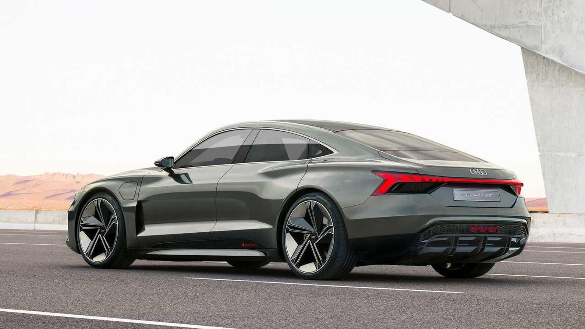 Audi E Tron Gt Concept 2019 Camino A La Realidad Eléctrica